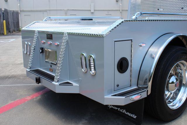 2015 Freightliner M2 106 SPORTCHASSIS RHA LUXURY HAULER TRUCK CONROE, TX 15