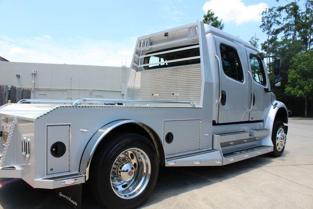 2015 Freightliner M2 106 SPORTCHASSIS RHA LUXURY HAULER TRUCK CONROE, TX 16