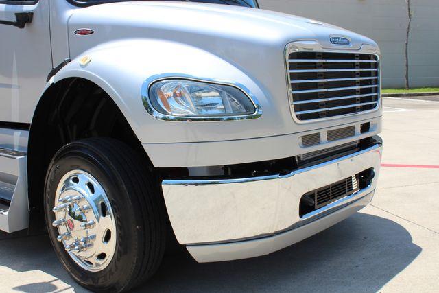 2015 Freightliner M2 106 SPORTCHASSIS RHA LUXURY HAULER TRUCK CONROE, TX 2