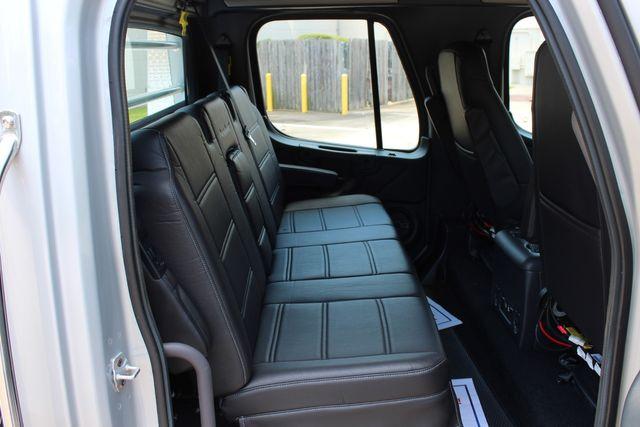 2015 Freightliner M2 106 SPORTCHASSIS RHA LUXURY HAULER TRUCK CONROE, TX 26
