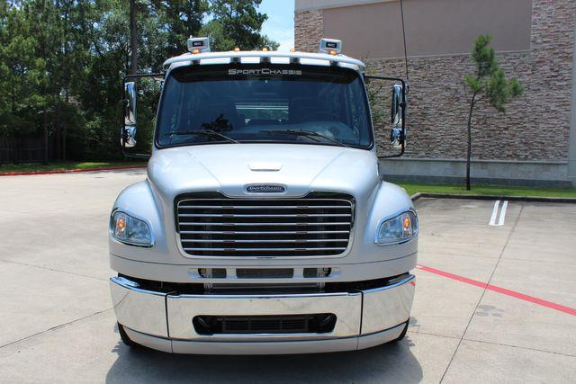 2015 Freightliner M2 106 SPORTCHASSIS RHA LUXURY HAULER TRUCK CONROE, TX 3