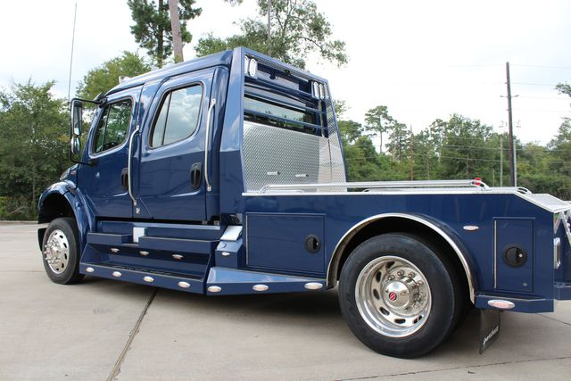 2016 Freightliner M2 106 SPORTCHASSIS RHA LUXURY DIESEL HAULER MEDIUM DUTY CONROE, TX 13