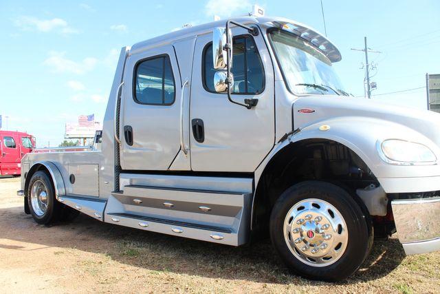 2015 Freightliner M2 106 SPORTCHASSIS RHA Luxury Ranch Diesel Hauler CONROE, TX 1