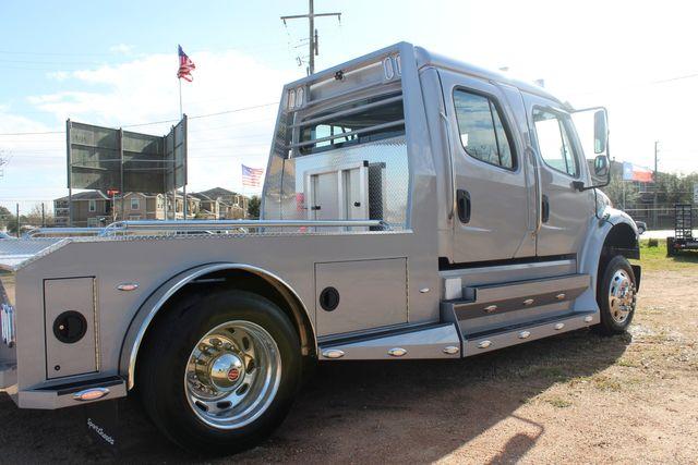 2015 Freightliner M2 106 SPORTCHASSIS RHA Luxury Ranch Diesel Hauler CONROE, TX 17
