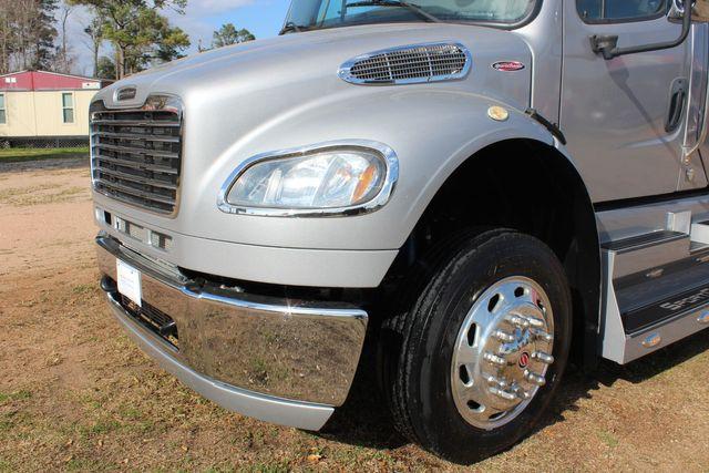 2015 Freightliner M2 106 SPORTCHASSIS RHA Luxury Ranch Diesel Hauler CONROE, TX 5