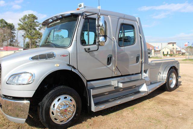 2015 Freightliner M2 106 SPORTCHASSIS RHA Luxury Ranch Diesel Hauler CONROE, TX 6