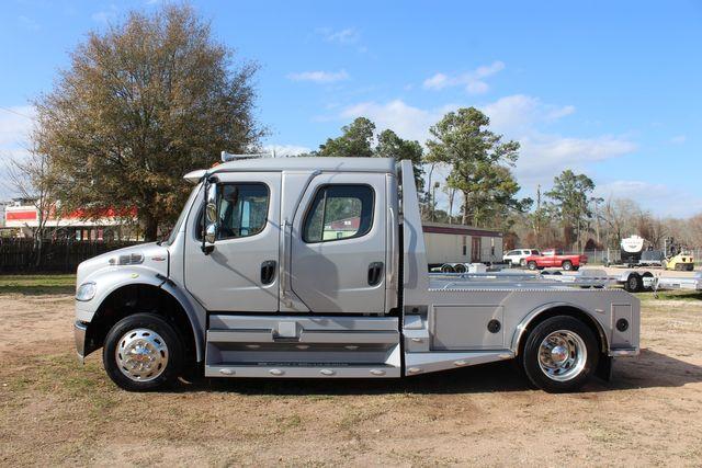 2015 Freightliner M2 106 SPORTCHASSIS RHA Luxury Ranch Diesel Hauler CONROE, TX 9