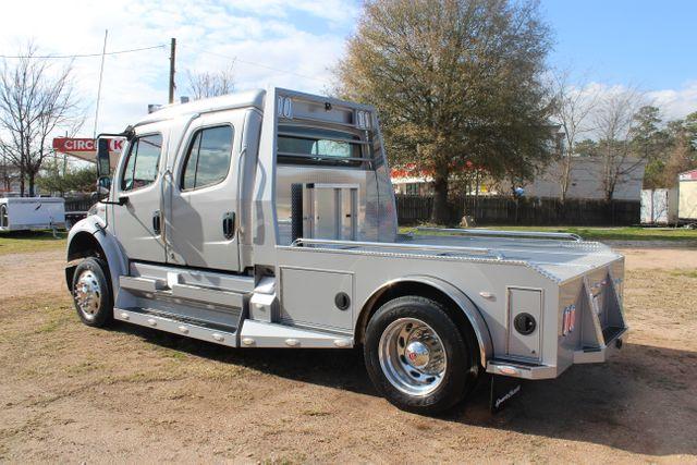 2015 Freightliner M2 106 SPORTCHASSIS RHA Luxury Ranch Diesel Hauler CONROE, TX 10