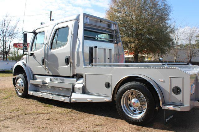 2015 Freightliner M2 106 SPORTCHASSIS RHA Luxury Ranch Diesel Hauler CONROE, TX 11