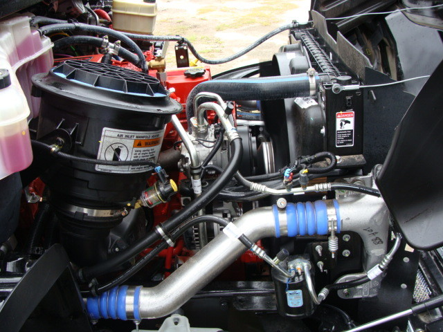 2015 Freightliner M2 106 SPORT SPORTCHASSIS CONROE, TX 4
