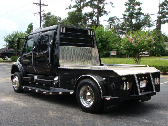 2015 Freightliner M2 106 SPORT SPORTCHASSIS CONROE, TX 11