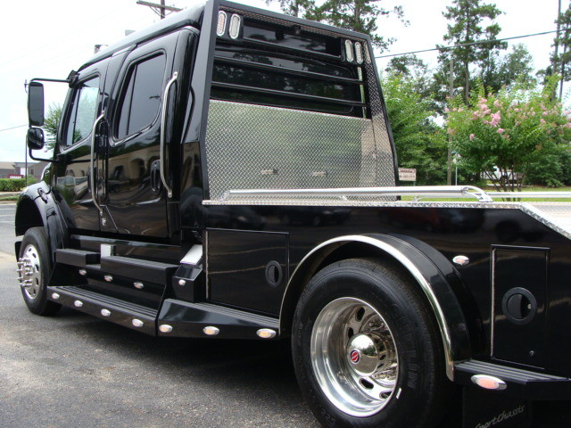 2015 Freightliner M2 106 SPORT SPORTCHASSIS CONROE, TX 12