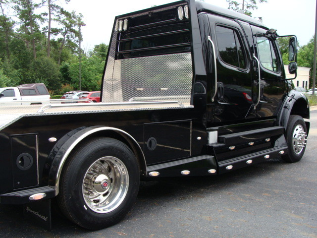2015 Freightliner M2 106 SPORT SPORTCHASSIS CONROE, TX 18