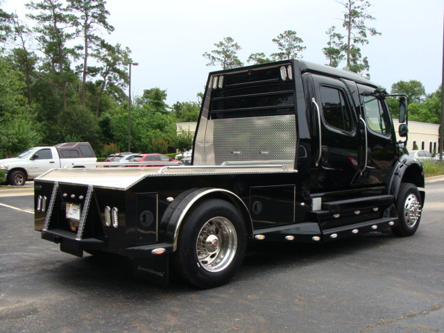 2015 Freightliner M2 106 SPORT SPORTCHASSIS CONROE, TX 20