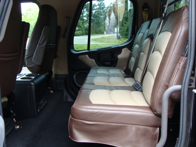 2015 Freightliner M2 106 SPORT SPORTCHASSIS CONROE, TX 30