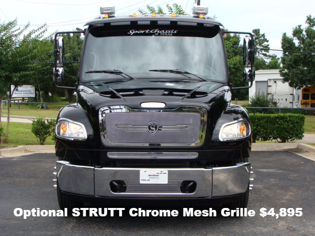 2015 Freightliner M2 106 SPORT SPORTCHASSIS CONROE, TX 3