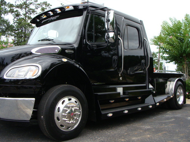 2015 Freightliner M2 106 SPORT SPORTCHASSIS CONROE, TX 8