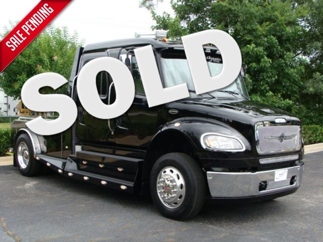 2015 Freightliner M2 106 SPORT SPORTCHASSIS CONROE, TX