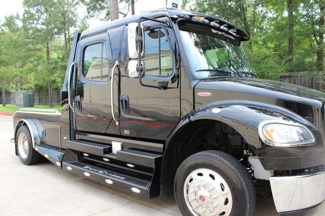 2015 Freightliner M2 106 Sport SportChassis RHA Luxury Hauler Truck NEW DEMO CONROE, TX 2