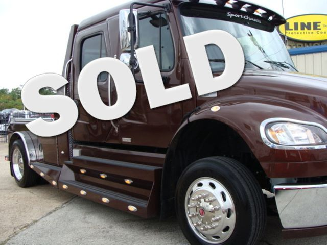 2015 Freightliner M2 106 Sport SportChassis RHA114 CONROE, TX 0