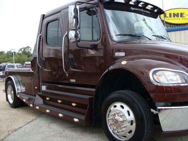 2015 Freightliner M2 106 Sport SportChassis RHA114 CONROE, TX 0