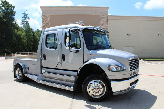 2015 Freightliner M2 - SPORTCHASSIS RHA SportChassis Luxury Ranch Hauler CONROE, TX 1