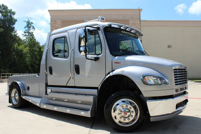 2015 Freightliner M2 - SPORTCHASSIS RHA SportChassis Luxury Ranch Hauler CONROE, TX 2