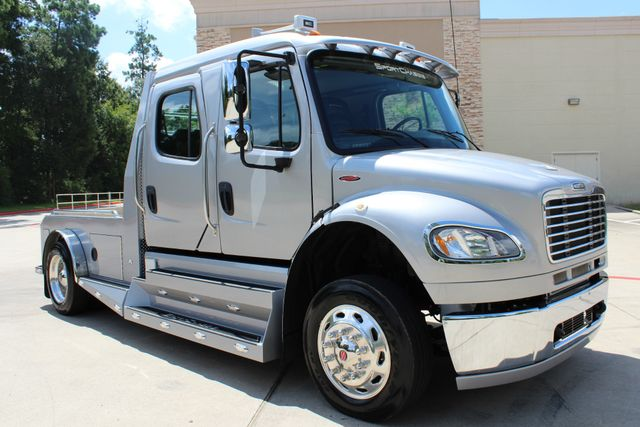 2015 Freightliner M2 - SPORTCHASSIS RHA SportChassis Luxury Ranch Hauler CONROE, TX 5