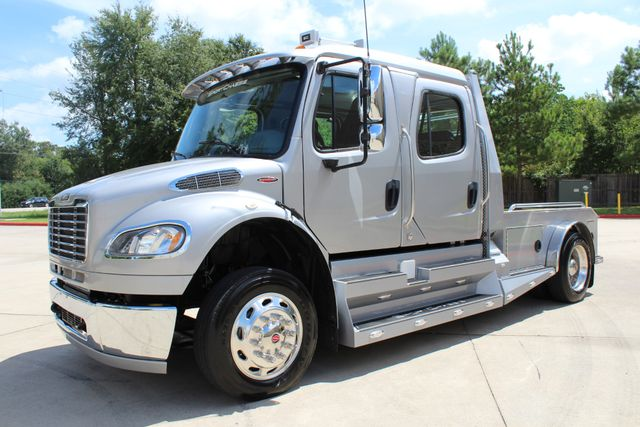 2015 Freightliner M2 - SPORTCHASSIS RHA SportChassis Luxury Ranch Hauler CONROE, TX 13