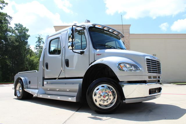 2015 Freightliner M2 - SPORTCHASSIS RHA SportChassis Luxury Ranch Hauler CONROE, TX 3