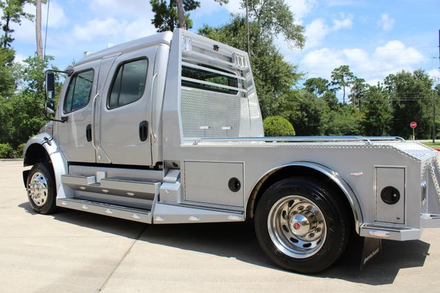 2015 Freightliner M2 - SPORTCHASSIS RHA SportChassis Luxury Ranch Hauler CONROE, TX 17