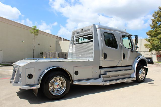 2015 Freightliner M2 - SPORTCHASSIS RHA SportChassis Luxury Ranch Hauler CONROE, TX 26