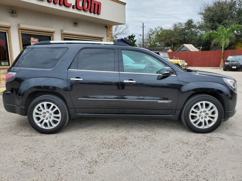 2015 GMC Acadia Denali  Brownsville TX  English Motors  in Brownsville, TX