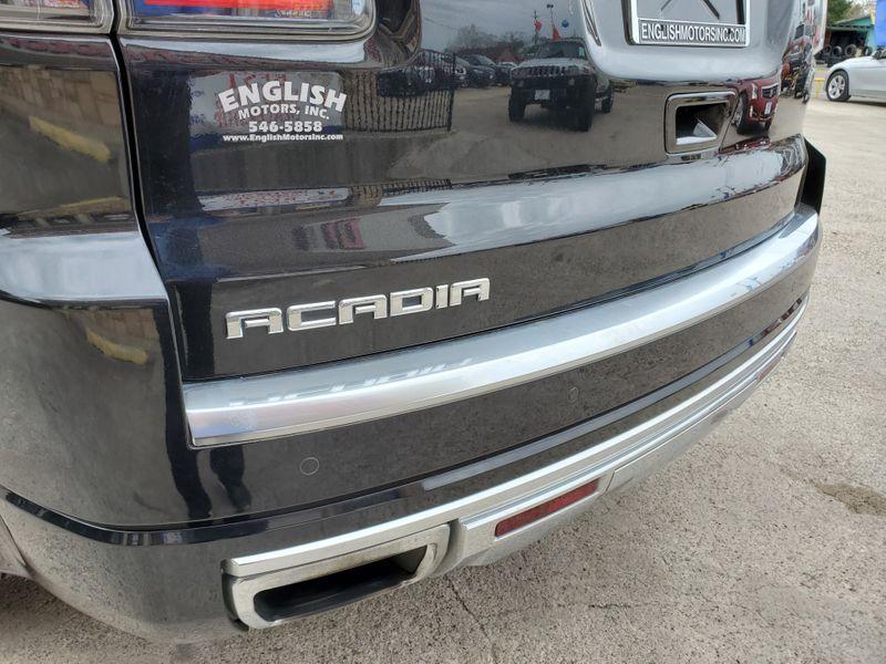 2015 GMC Acadia Denali  Brownsville TX  English Motors  in Brownsville, TX