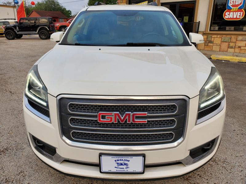 2015 GMC Acadia SLT  Brownsville TX  English Motors  in Brownsville, TX