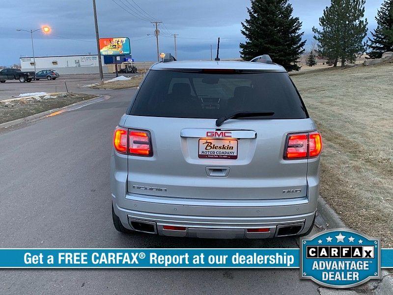 2015 GMC Acadia 4d SUV AWD Denali  city MT  Bleskin Motor Company   in Great Falls, MT