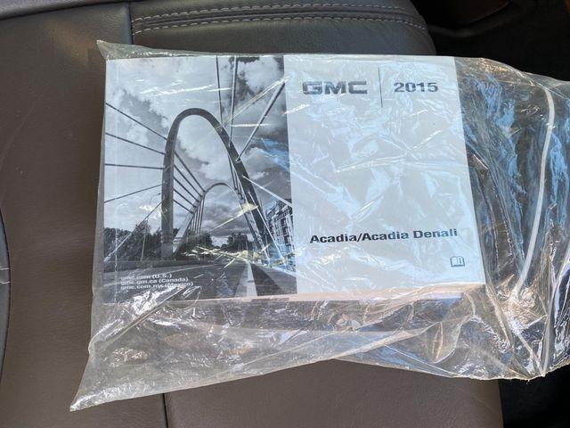 2015 GMC Acadia SLT Madison, NC 15