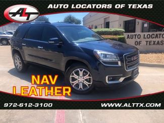 2015 GMC Acadia SLT with NAVIGATION in Plano, TX 75093