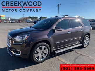 2015 GMC Acadia Denali FWD 1 Owner Nav Sunroof Tv Dvd Low Miles in Searcy, AR 72143