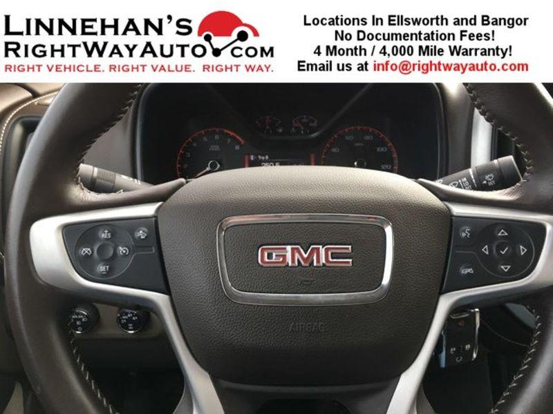 2015 GMC Canyon 4WD SLT  in Bangor, ME