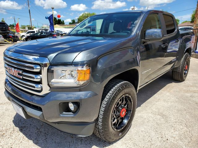 2015 GMC Canyon 4WD SLE in Brownsville, TX 78521