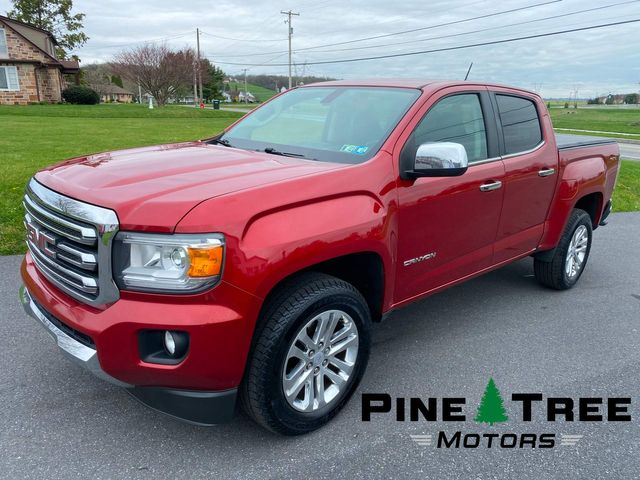 2015 GMC Canyon 4WD SLT in Ephrata, PA 17522