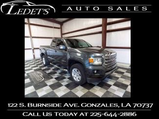 2015 GMC Canyon SLE - Ledet's Auto Sales Gonzales_state_zip in Gonzales