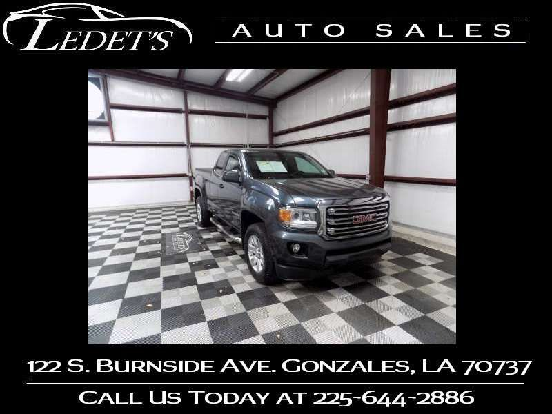 2015 GMC Canyon SLE - Ledet's Auto Sales Gonzales_state_zip in Gonzales Louisiana