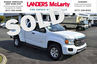 2015 GMC Canyon 2WD SL | Huntsville, Alabama | Landers Mclarty DCJ & Subaru in  Alabama