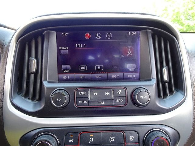 2015 GMC Canyon 4WD SLT Madison, NC 21