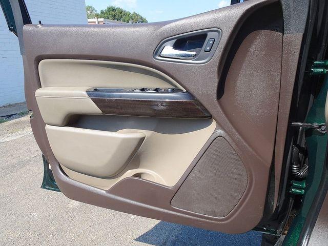 2015 GMC Canyon 4WD SLT Madison, NC 28