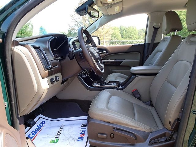 2015 GMC Canyon 4WD SLT Madison, NC 29