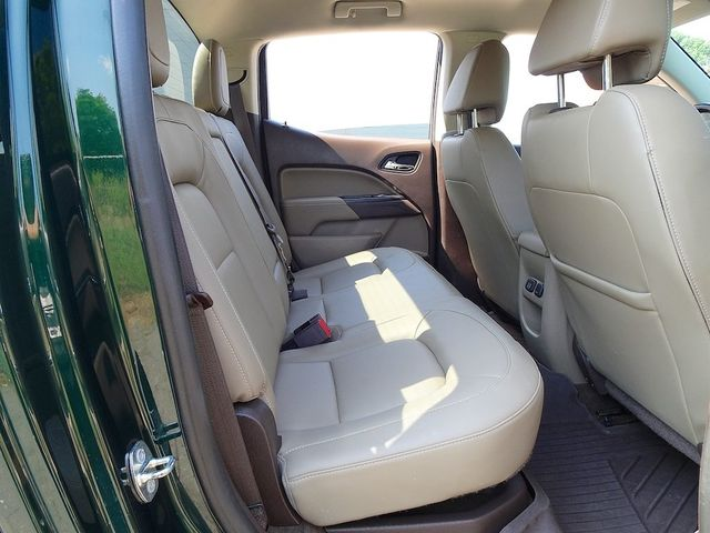 2015 GMC Canyon 4WD SLT Madison, NC 36