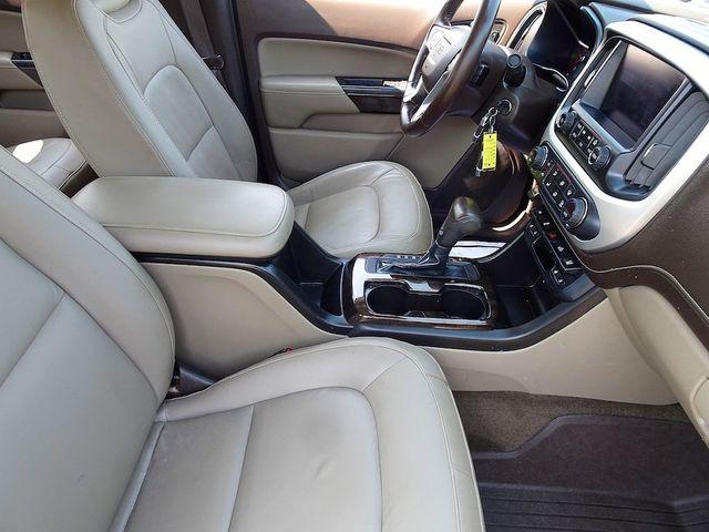 2015 GMC Canyon 4WD SLT Madison, NC 45